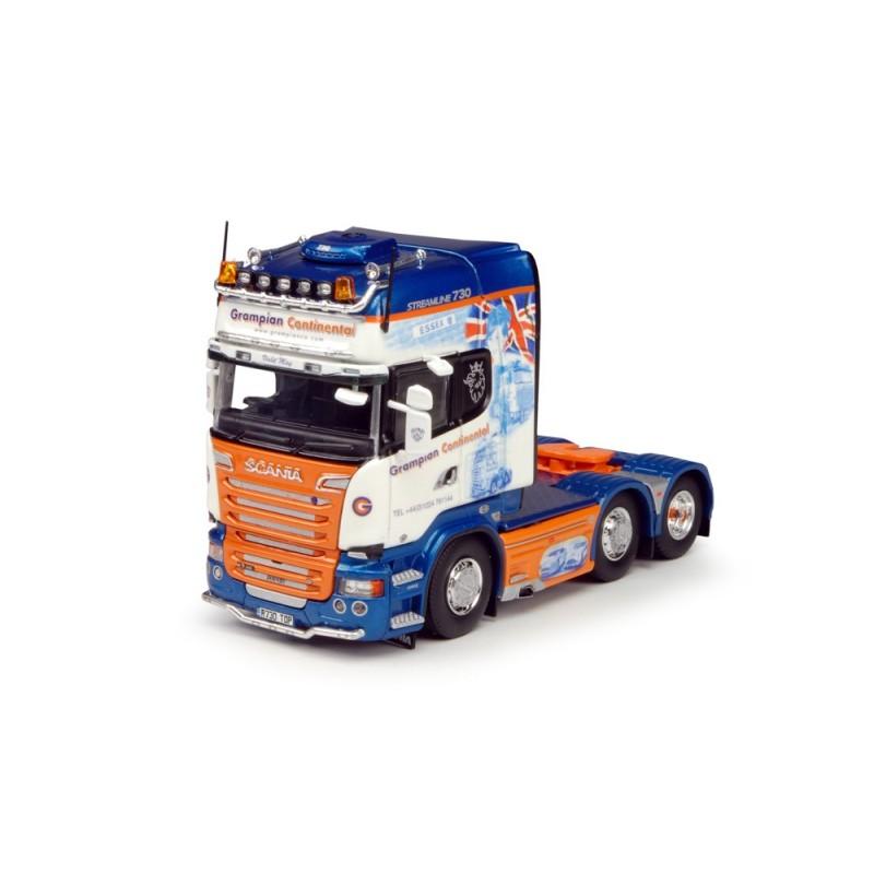 Kerbey Motors Scania R-Streamline Topline