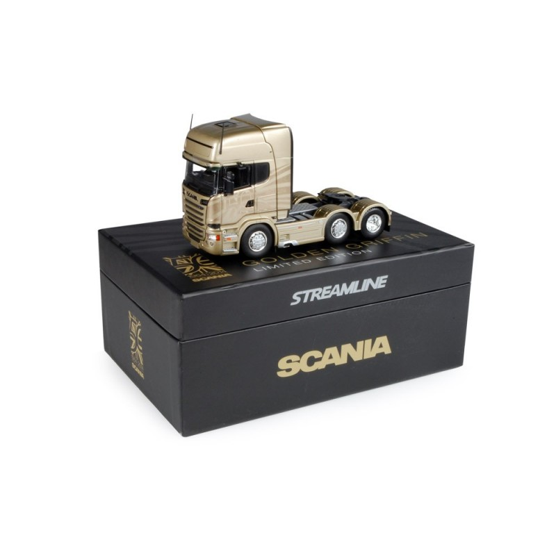 Scania UK Golden Griffin R-Streamline Topline