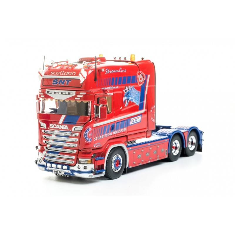 SNT Scania Longline - **B CHOICE**