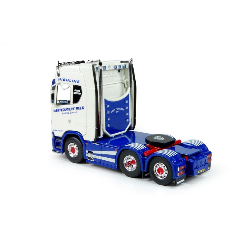 West Country Bulk Scania S-Series Highline Trekker