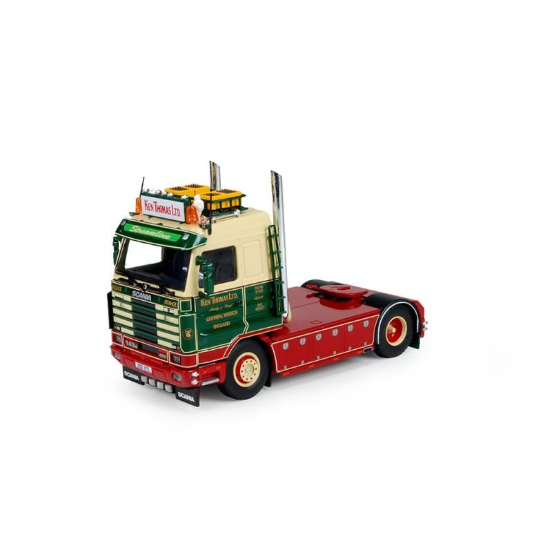 Ken Thomas Scania 3-Series Streamline Trekker