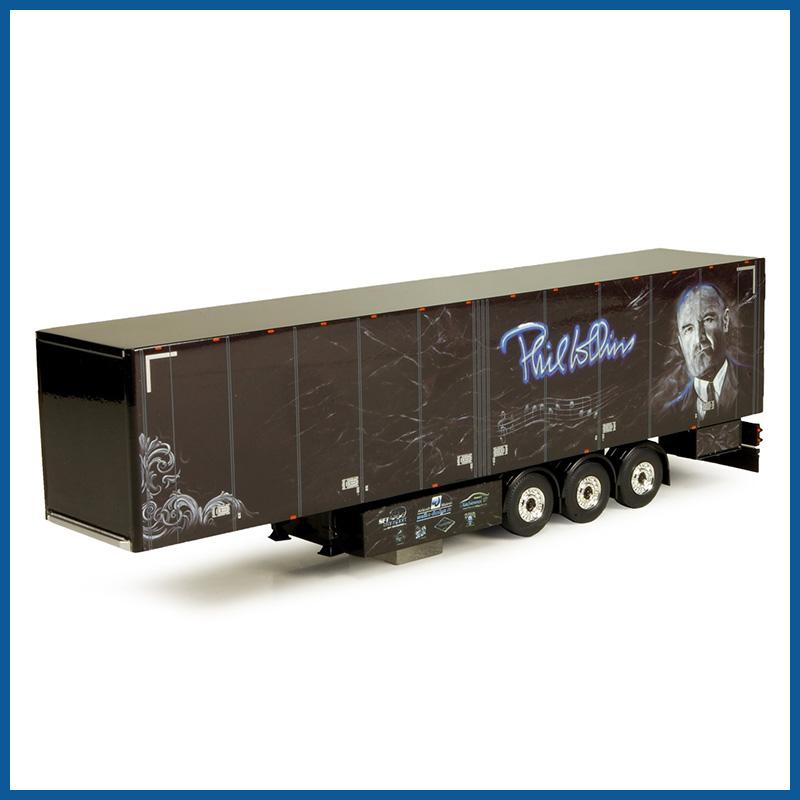 Fleischmann Phil Collins Trekker Box Trailer