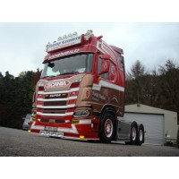 Ronny Ceusters Scania Next Gen R-Series Highline 6X2
