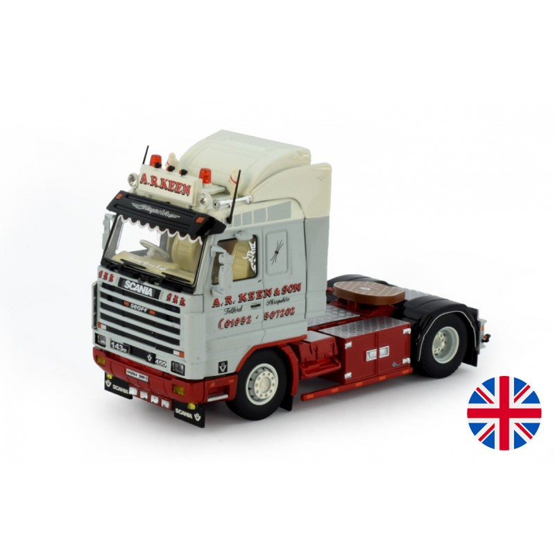 A R Keen Scania 3 Series Streamline 4X2