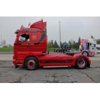 Shane Hird Scania 3-Series Streamline 4X2