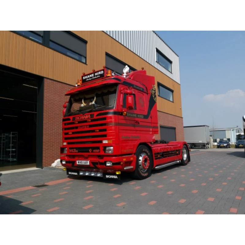 Shane Hird Scania 3-Series Streamline 4X2