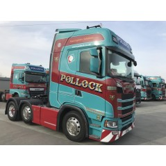 Pollock New Generation Scania S-Series 6 x 2 Tractor-Unit