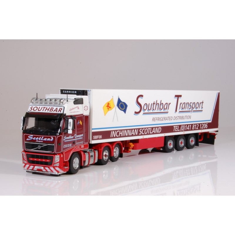 Southbar Volvo FH03 Globetrotter with Fridge Trailer