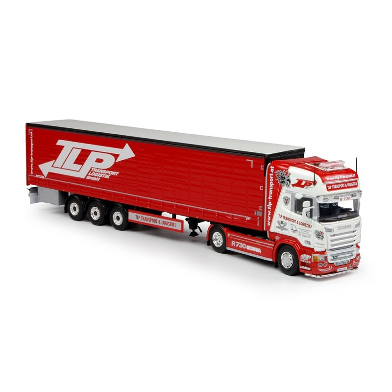 TLP Transport & Logistik Scania R-Series