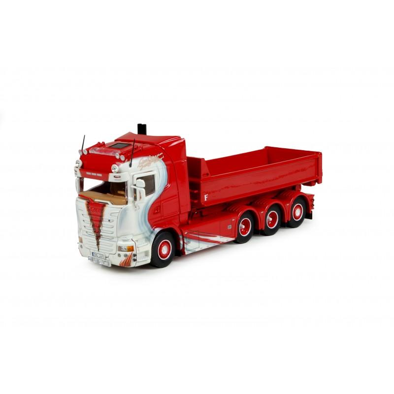 Glen Johnsson Scania R-Streamline