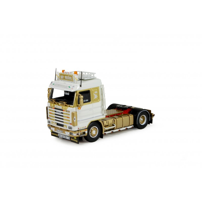 Rigotti - War Machine Scania 143 Streamline 4X2 Trekker