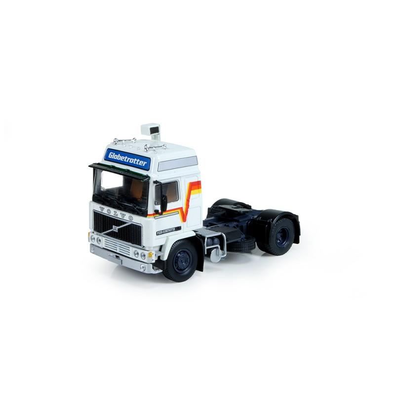 Volvo F12 Globetrotter 4X2 Trekker Tekno Basics LHD