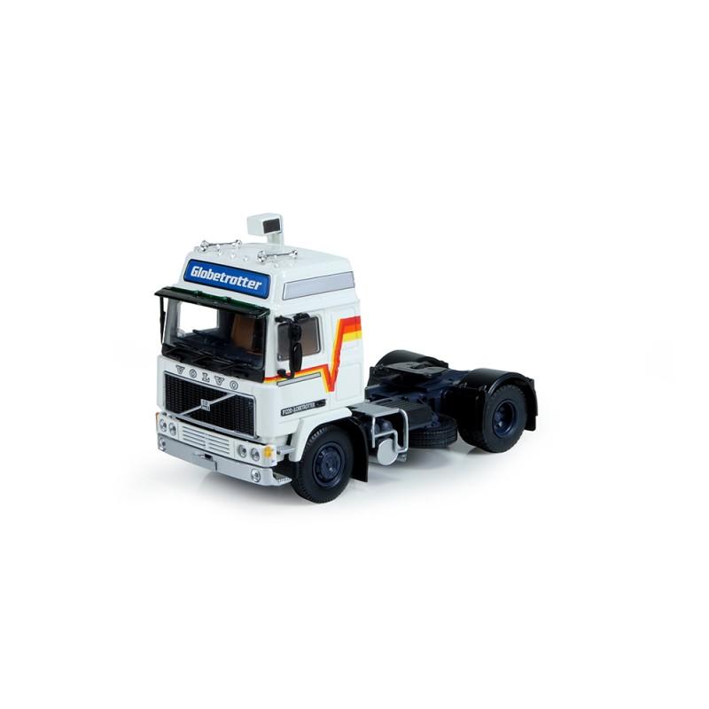 Volvo F12 Globetrotter 4X2 Trekker RHD Tekno Basics