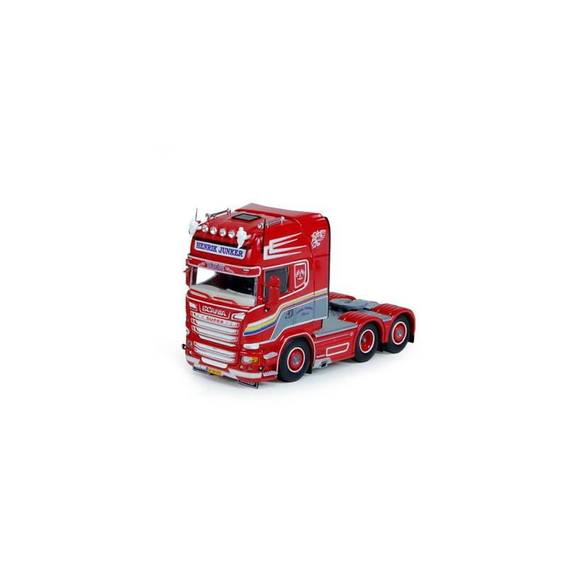 Henrik Junker Scania R-Series Topline 6X2