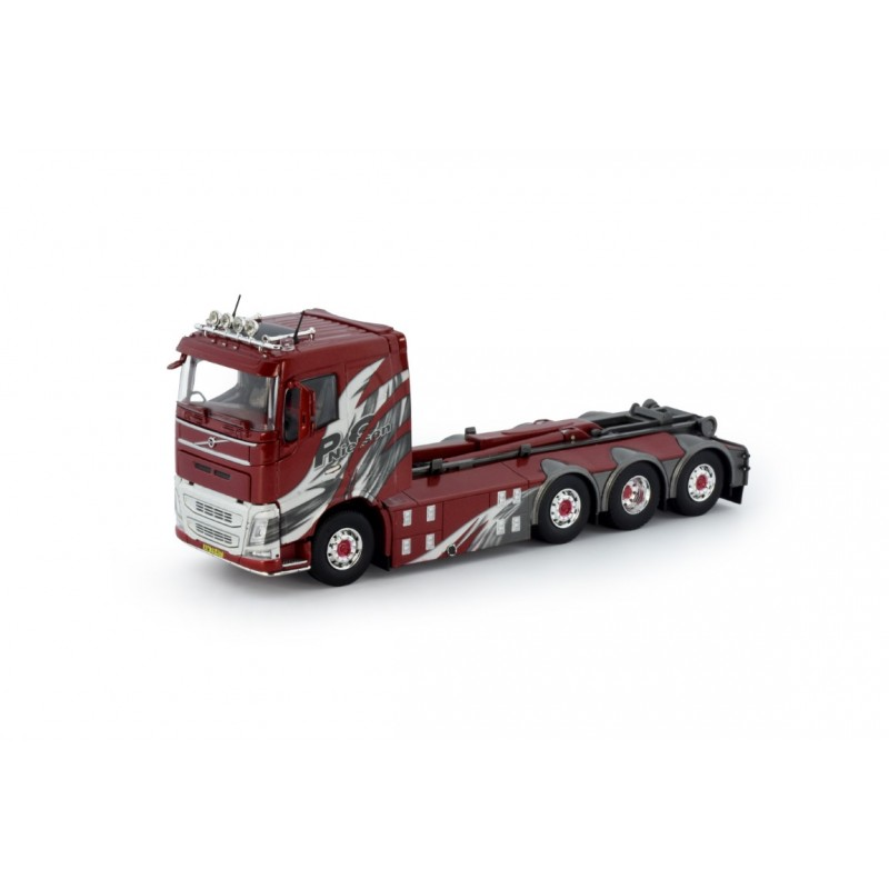 Po Nielsen Volvo Fh04 8X4 Hookarm Truck (Excl. Container)