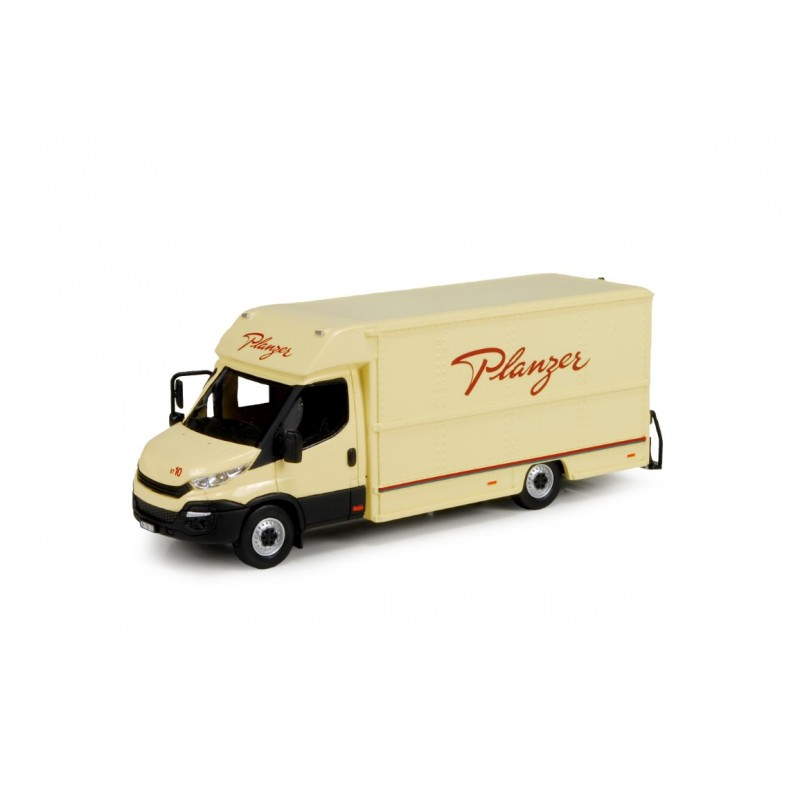 Planzer Iveco Daily 1:50 Resin