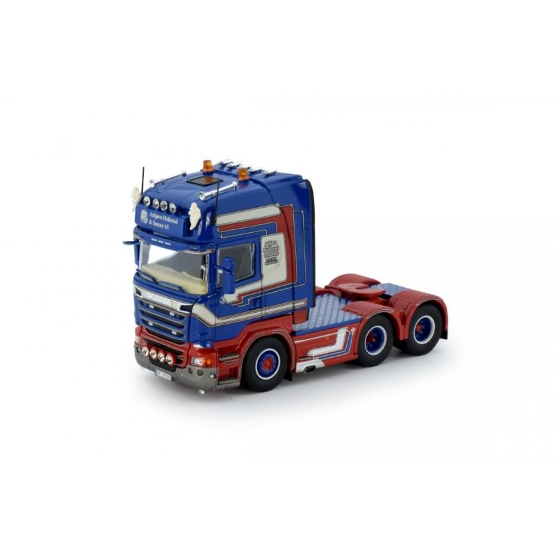 Mollestad Scania R-Series Topline 6X2
