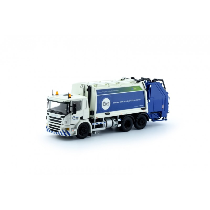 Cure Scania P-Series Bin Lorry