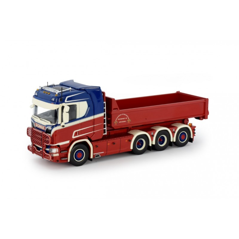 Kalserads Scania Ngs R-Series With Resin Container