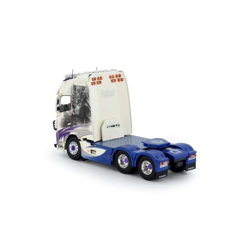 Kinghs Transport Volvo Fh04 Globetrotter Xl