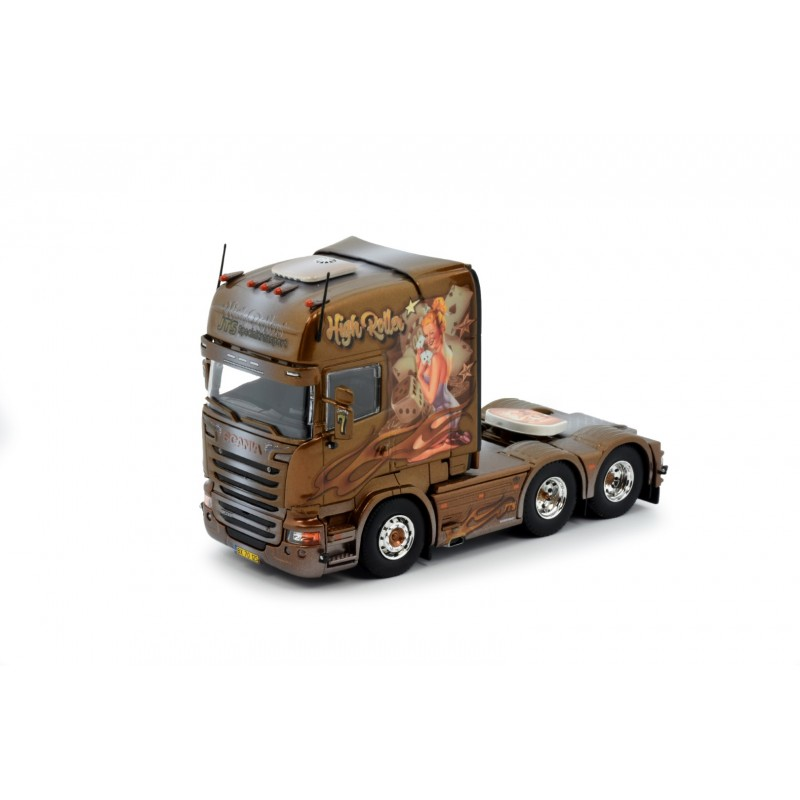 Jts Scania R-Series Topline Tractor Unit