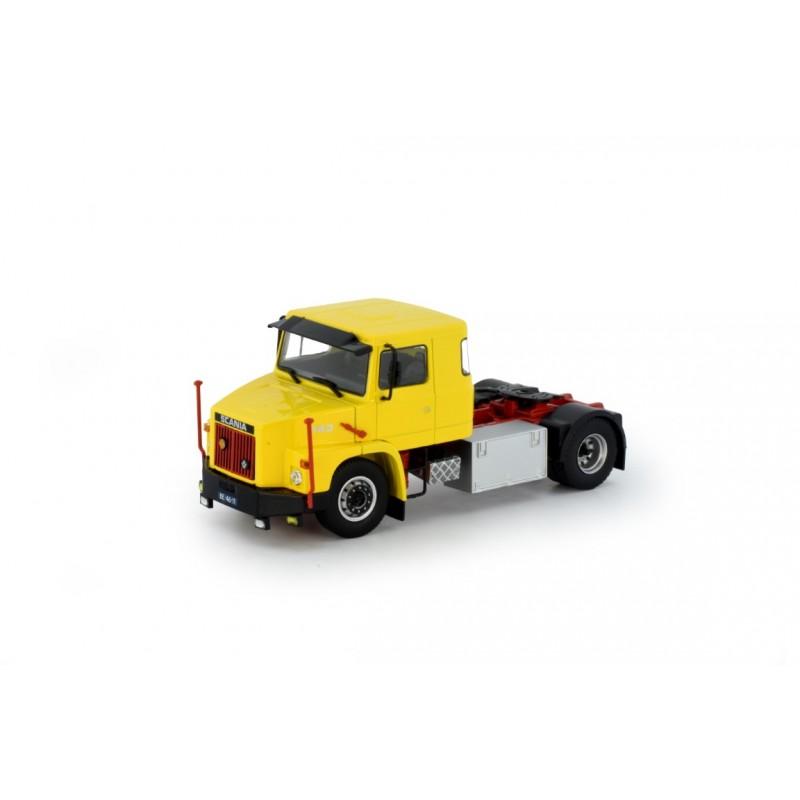 Wim Groteboer Scania T140 4X2