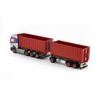 Sb Transport Scania Next Gen R-Series Highline Hook Arm With Trailer