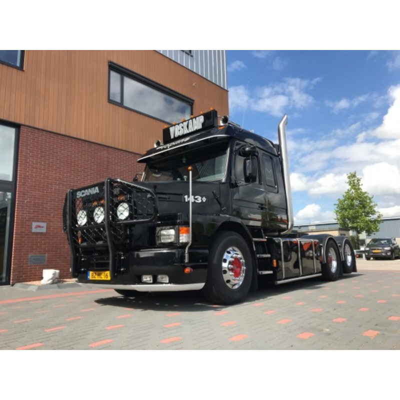 Voskamp Truckstyling Scania 3-Series Torpedo Topline 6X2 Sleeper