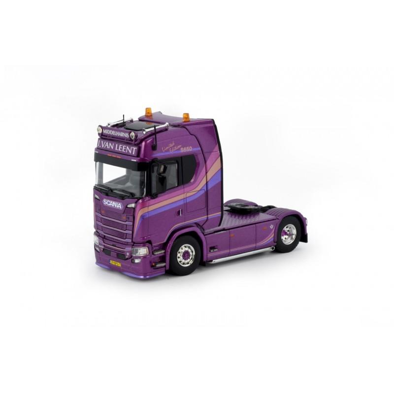 Jarno Van Leent Transport Scania Next Gen S650 Highline 4X2