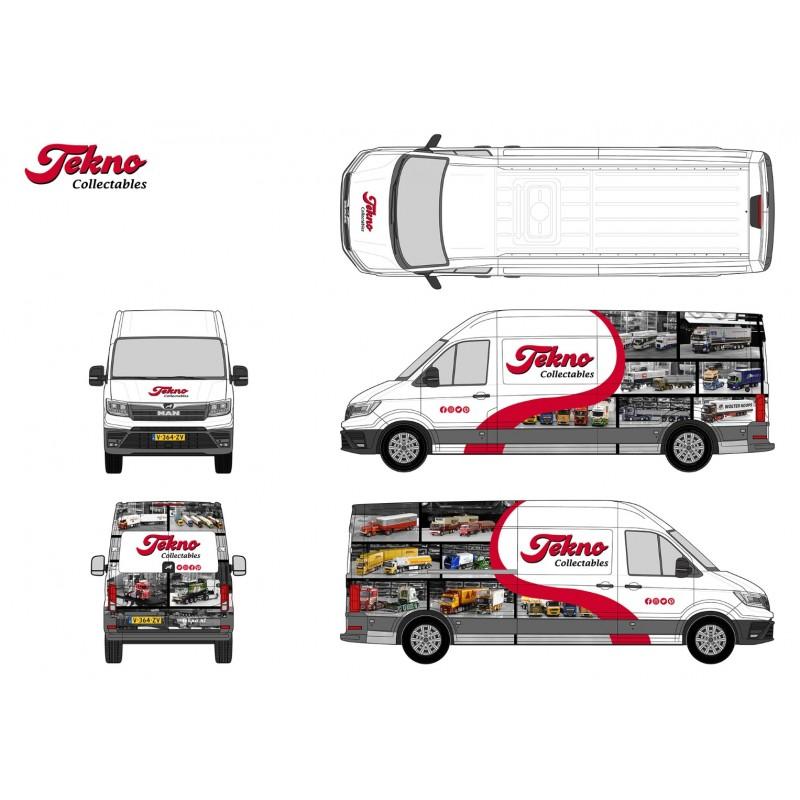 Tekno Bus Man Tge (Conrad Model)