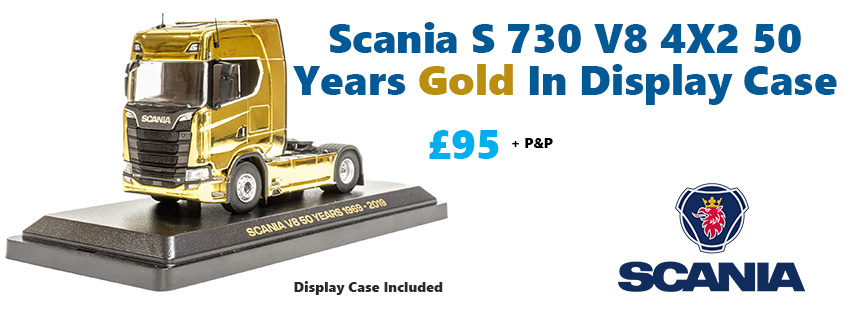 Scania Gold