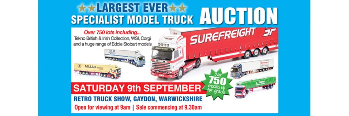 September Auction