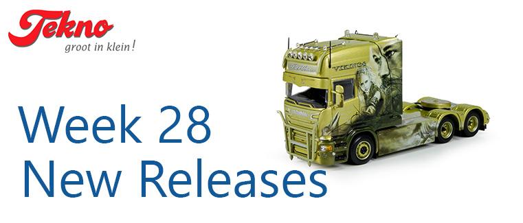 Week 25 Releases
