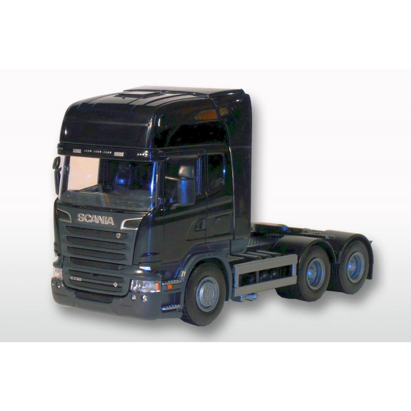 Scania TL Streamline 6x4 White Cab Tractor Unit 1:25 Scale