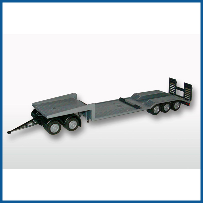 5 Axle Low Loader Trailer 1:25 Scale