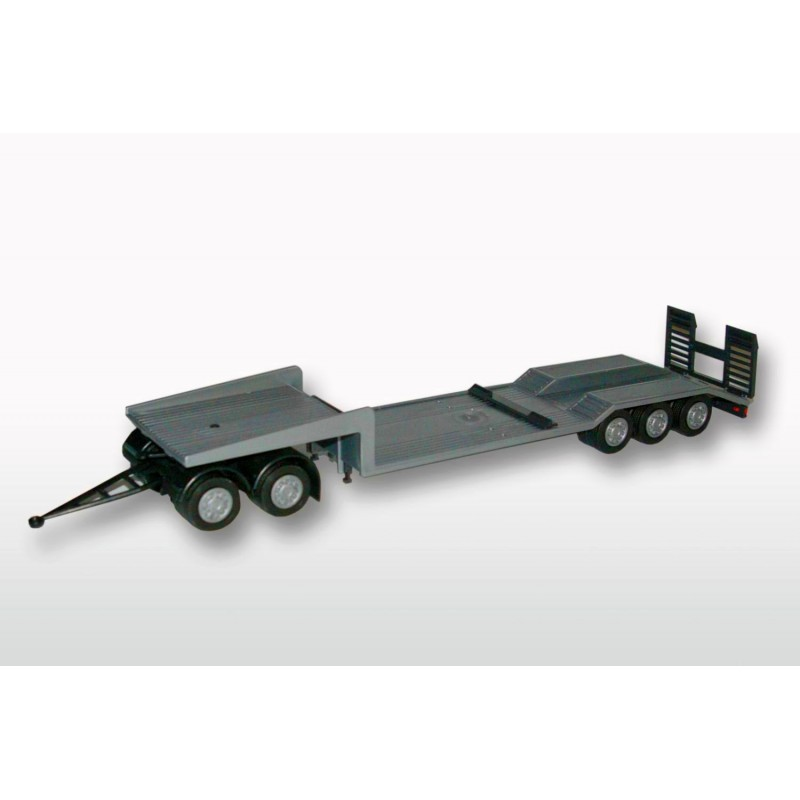 5 Axle Low Loader Trailer