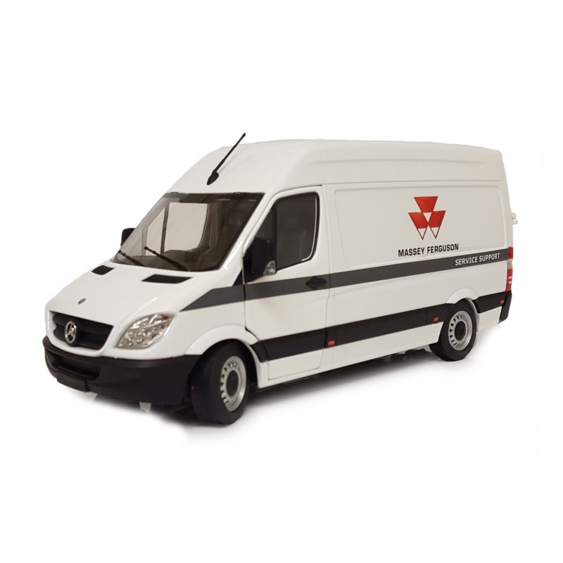 Mercedes-Bens Sprinter White Mf Edition 1:32 Scale