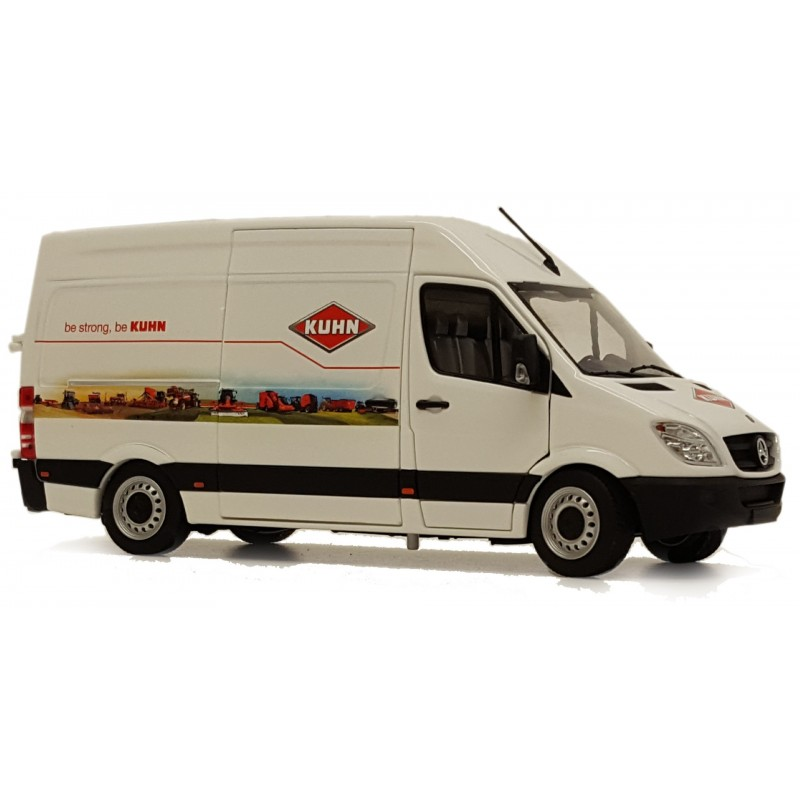 Mercedes-Bens Sprinter White Kuhn Edition 1:32 Scale
