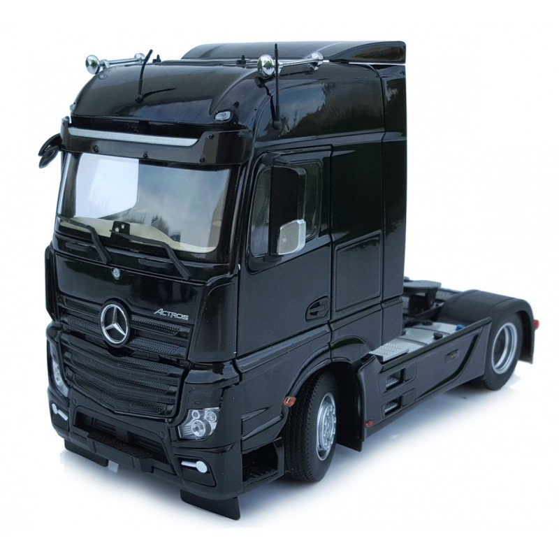 Mercedes-Benz Actros Bigspace 4X2 Black 1:32 Scale