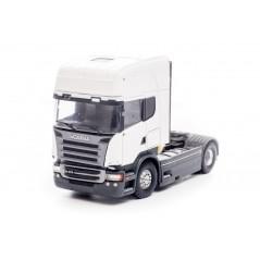 Scania R-Series Topline (R6) 4 x 2 with 3-axle Curtainside Trailer