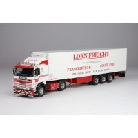 Lorn Freight Scania 3-Series Fridge Trailer