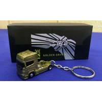 Scania Golden Griffin Keyring